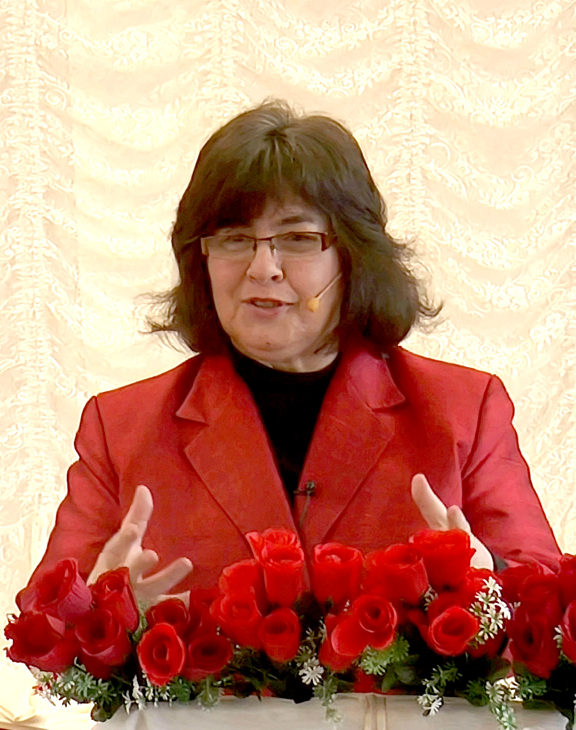 Ruth GOL Teaching